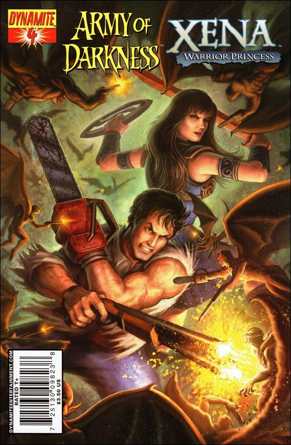 Army of Darkness/Xena 4-A by Dynamite Entertainment