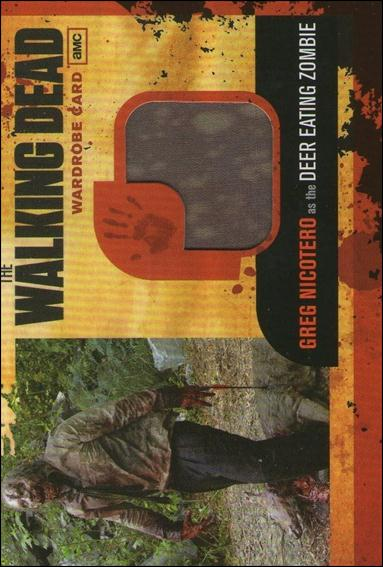 Walking Dead (Wardrobe Subset) M13-A by Cryptozoic Entertainment