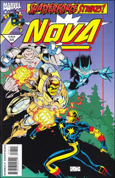 Nova (1994) 8-A by Marvel