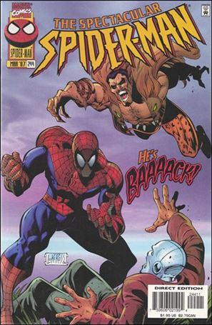 Spectacular Spider-Man (1976) 244-A