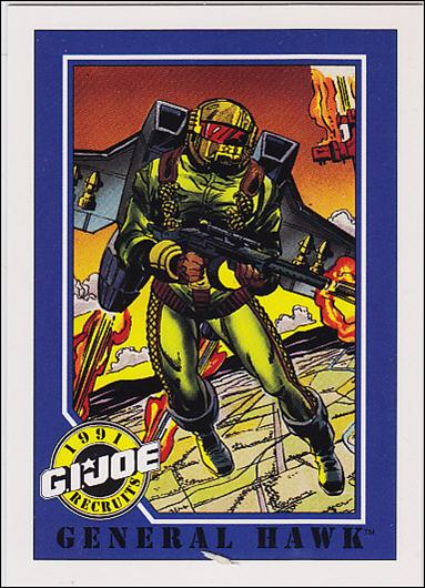 G.I. Joe (Base Set) 123-A by Impel