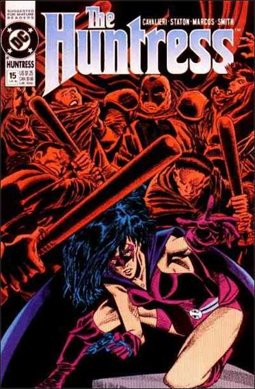 Huntress (1989) 15-A by DC