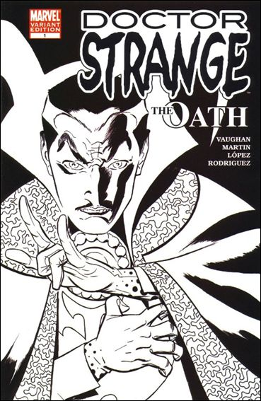 Doctor Strange: The Oath 1-B by Marvel
