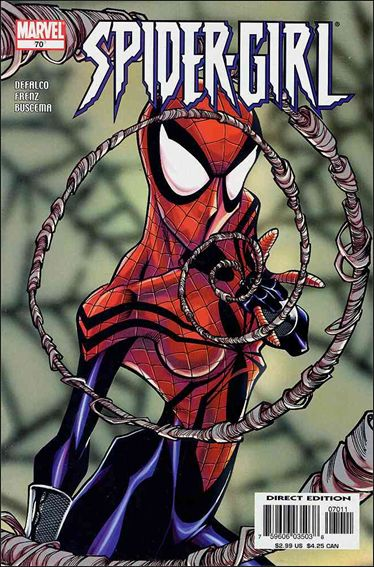 Spider-Girl (1998) 70-A by Marvel