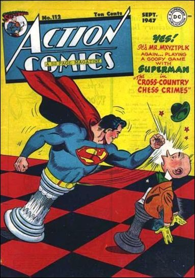 Action Comics (1938) 112-A by DC