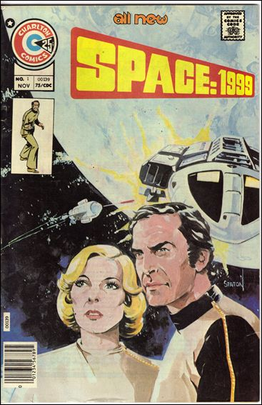 Space: 1999 (1975/11) 1-A by Charlton
