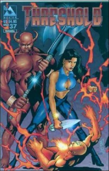 Threshold (1998) 37-B by Avatar Press