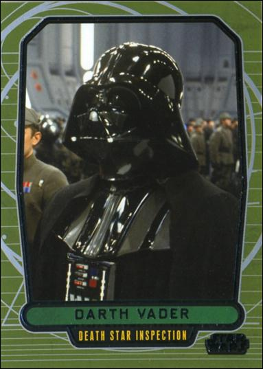Star Wars Galactic Files (Base Set) 160-A by Topps