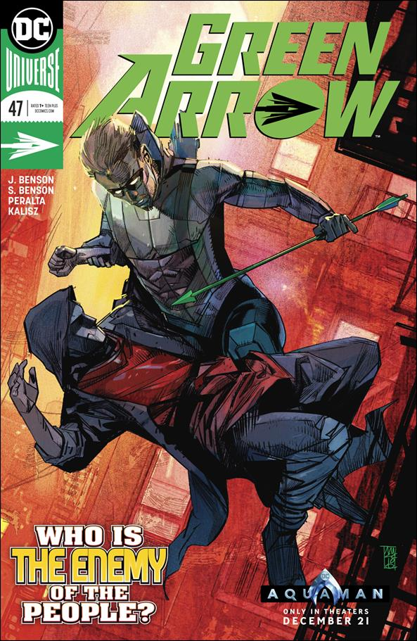 Green Arrow (2016) 47-A by DC