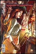 Grimm Fairy Tales: Madness of Wonderland 4-B