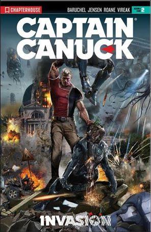 Captain Canuck Season 4 2-A