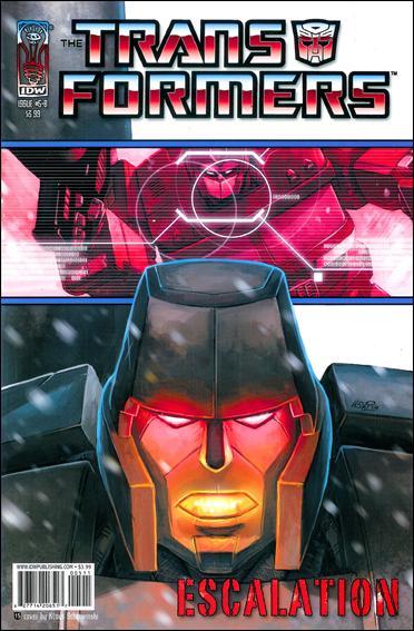 Transformers: Escalation 5-B by IDW
