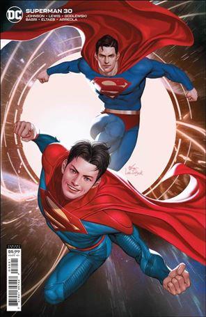 Superman (2018) 30-B