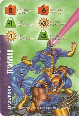 Marvel OverPower (Base Set)nn271-B