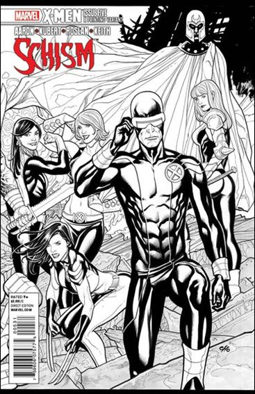 X-Men: Schism 5-C by Marvel