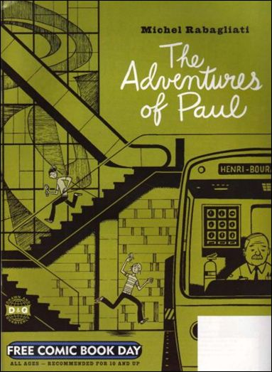 Adventures of Paul nn-A by Drawn and Quarterly