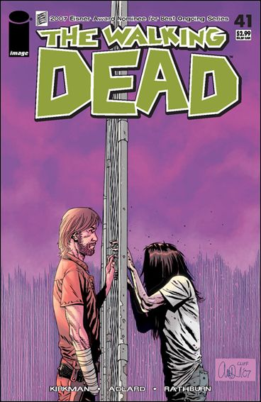 Walking Dead (2003) 41-A by Skybound Entertainment