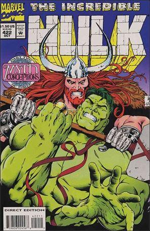 Incredible Hulk (1968) 422-A