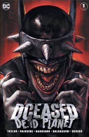 DCeased: Dead Planet 1-E