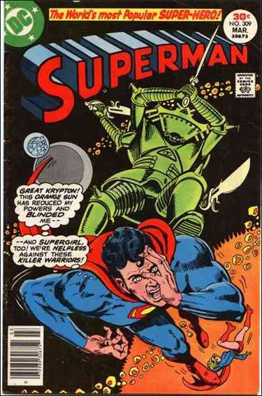 Superman (1939) 309-A by DC