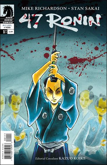 47 Ronin 1-A by Dark Horse