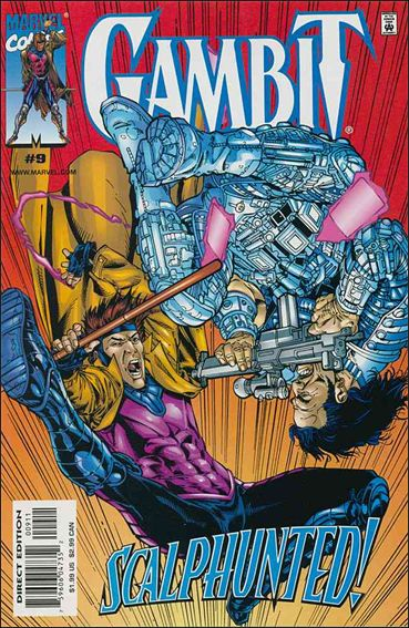 Gambit (1999) 9-A by Marvel