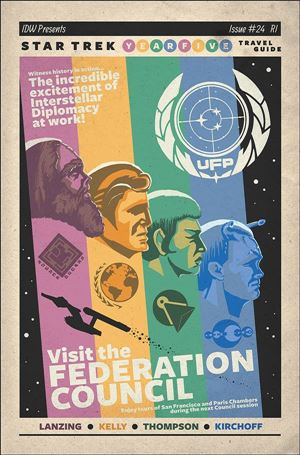 Star Trek: Year Five 24-B