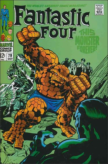 Fantastic Four (1961) 79-A by Marvel