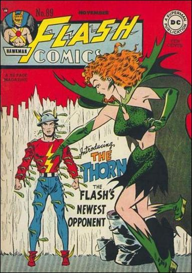 Flash Comics (1939) 89-A by DC