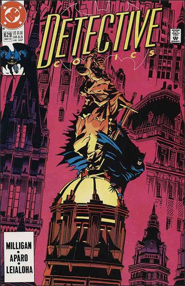 Detective Comics (1937) 629-A by DC