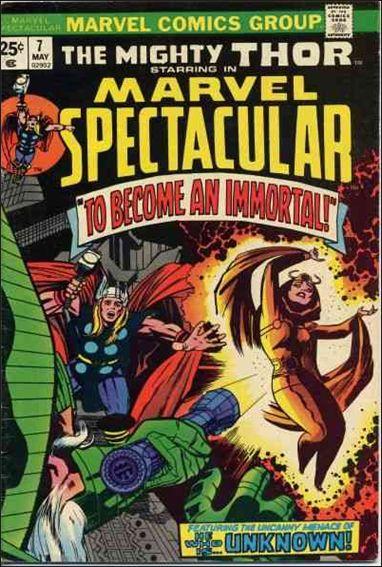 Marvel Spectacular 7-A by Marvel