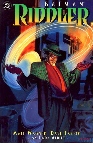 Batman: Riddler - The Riddle Factory nn-A by DC