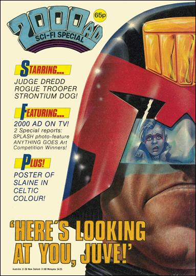 2000 A.D. Sci-Fi Special 9-A by Fleetway