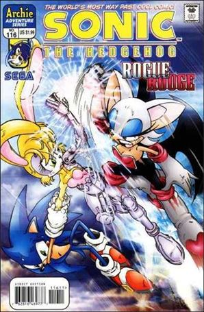 Sonic the Hedgehog (1993) 116-A
