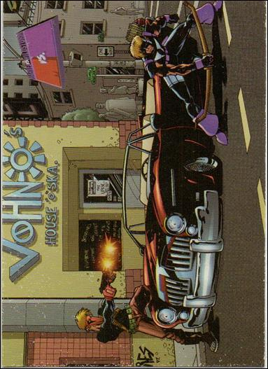 Marvel vs WildStorm (Base Set) 18-A by Fleer/SkyBox