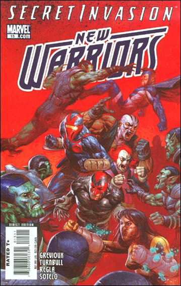 New Warriors (2007) 15-A by Marvel
