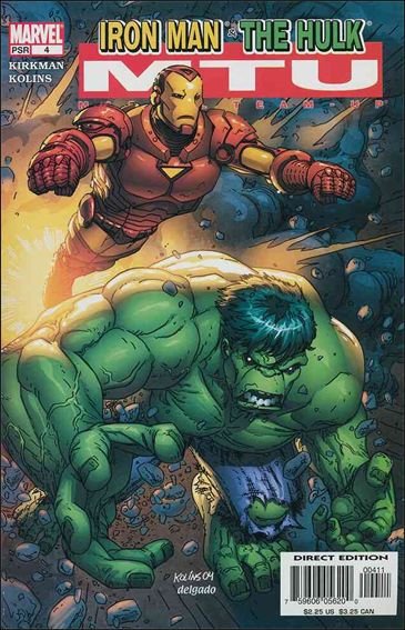 Marvel Team-Up (2005) 4-A by Marvel