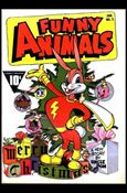 Fawcett's Funny Animals 2-A