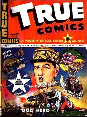 True Comics 8-A