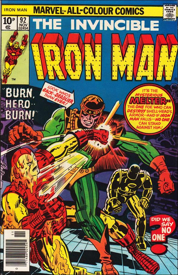 Iron Man (1968) 92-B by Marvel