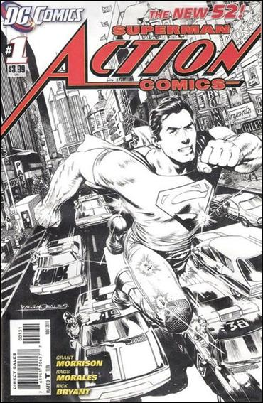 Action Comics (2011) 1-C by DC