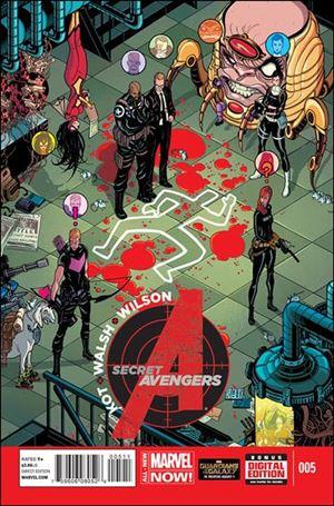 Secret Avengers (2014) 5-A
