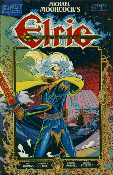 Elric: Weird of the White Wolf 5-A by First