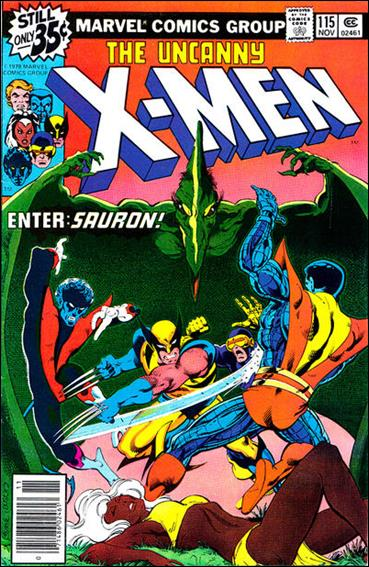X-Men (1963) 115-A by Marvel