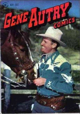 Gene Autry Comics (1946) 10-A