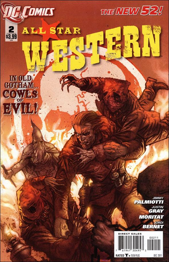 All Star Western (2011) 2-A by DC