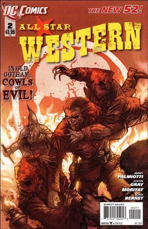 All Star Western (2011) 2-A