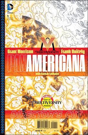 Multiversity: Pax Americana 1-G