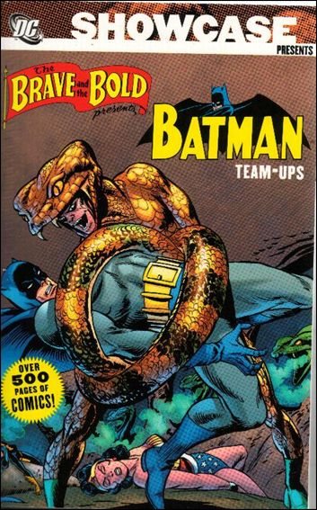 Showcase Presents The Brave and the Bold -  The Batman Team-Ups 1-A by DC