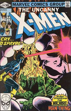 Uncanny X-Men (1981) 144-A
